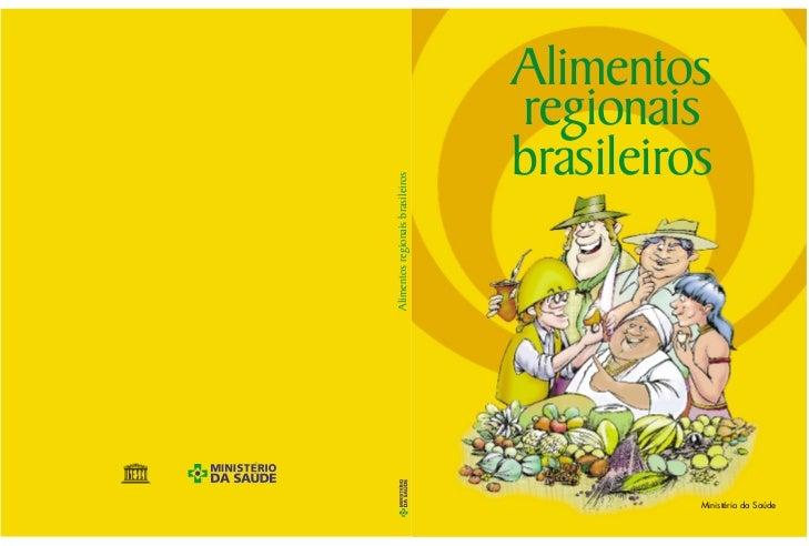 Alimentos                                  regionais                                  brasileirosAlimentos regionais brasi...