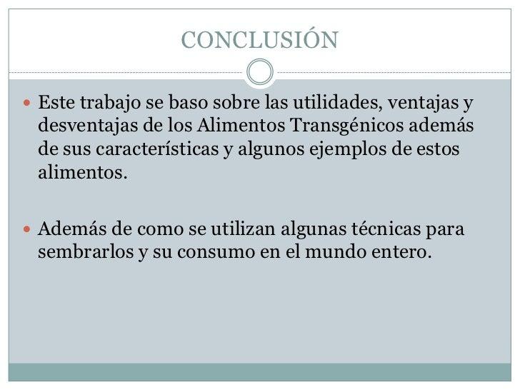 Alimentos transg nicos05 - Ventajas alimentos transgenicos ...