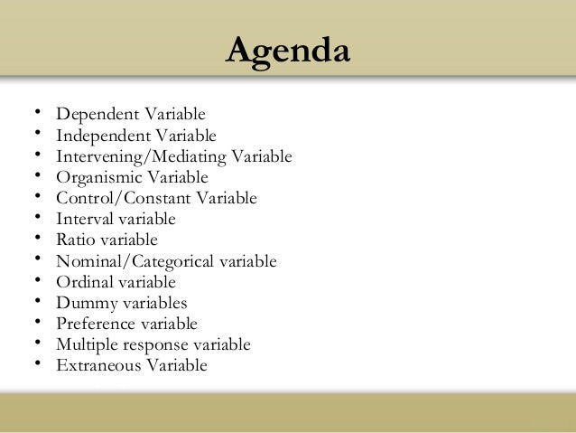 Dummy Variable: Is Dummy Variable Ordinal Or Nominal