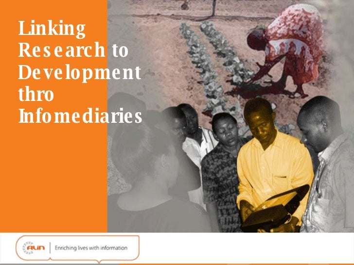 Arid Lands Information Network (ALIN) <ul><li>Is a Network of over 2000+ grassroots development, workers (CDWs)  drawn fro...