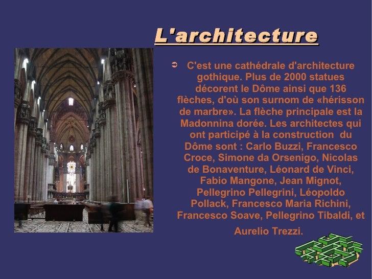 Aline Il Duomo Slide 3