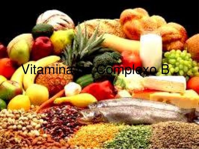 Vitamina de Complexo B