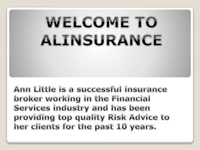 Ann Little Insurance - Ann Little Insurance Brokers Perth