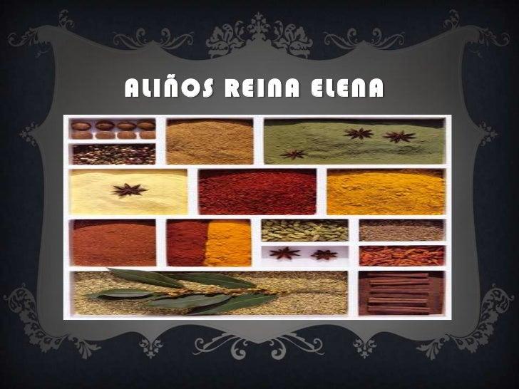 ALIÑOS REINA ELENA