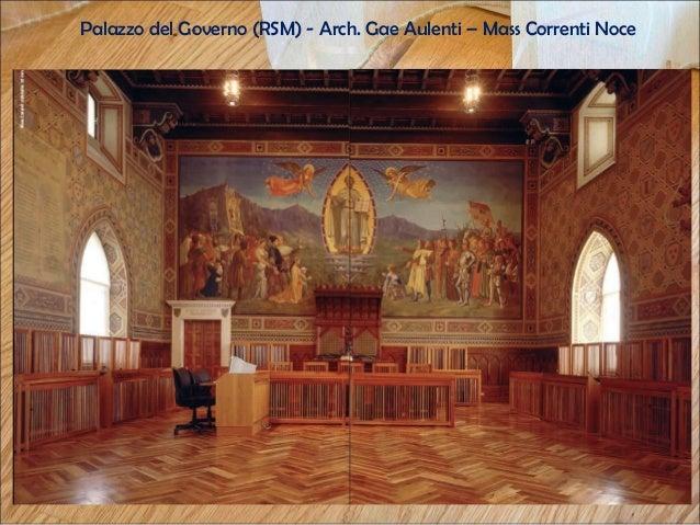 Pellicceria Braschi (RSM) - Arch. Daniele Delbaldo – Mass maschiati Wengè e Betulla