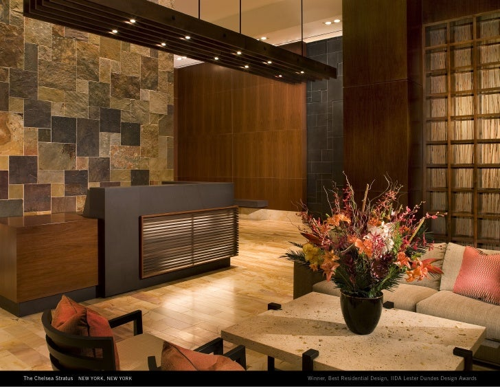 ... Interior Design Awards; 12.