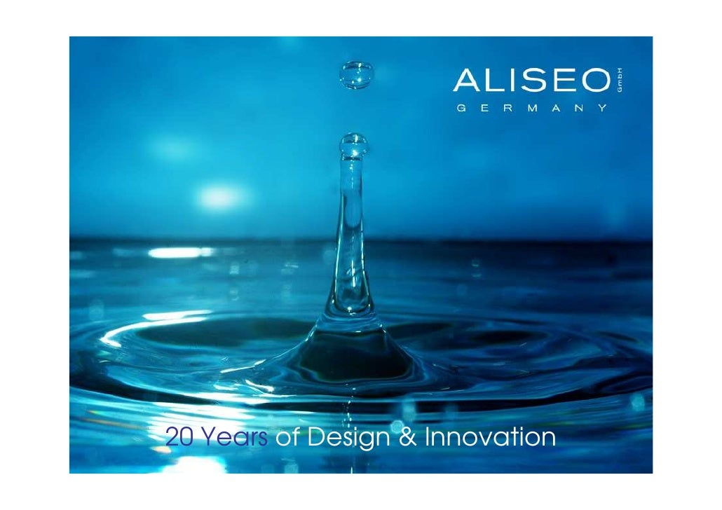 20 Years of Design & Innovation