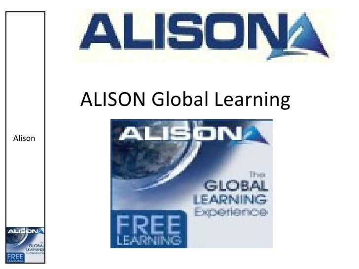 ALISON Global Learning Alison