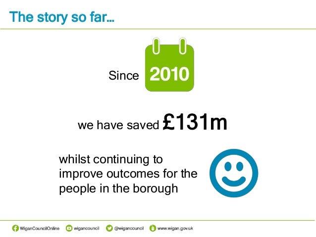 The Deal, Alison McKenzie-Folan (Deputy CEO and Digital Transformation Lead, Wigan Council) Slide 3