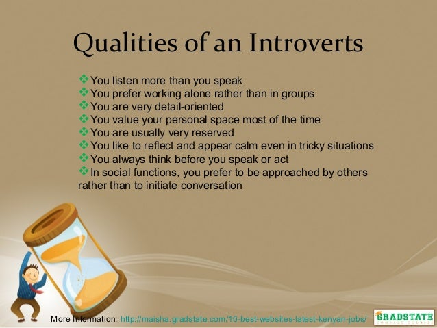 What are good jobs for introverts