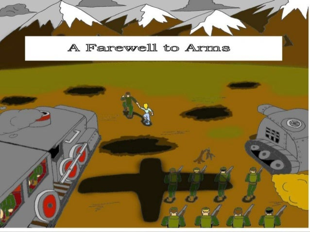 a farewell to arms main character
