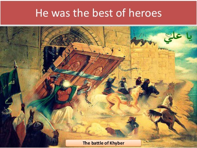 battle of khyber 3 what were the reasons for the attack the banu nadir (khyber) they had betrayed muslims at the battle of uhad banu nadir were inciting hostilities against the islamic community in medina.