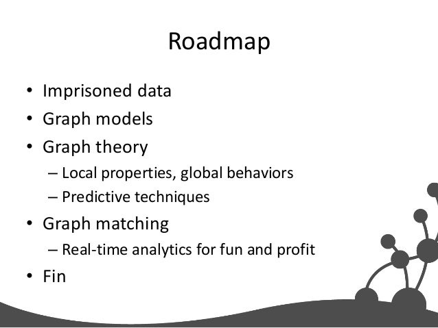 A Little Graph Theory for the Busy Developer - Jim Webber @ GraphConnect Chicago 2013 Slide 2