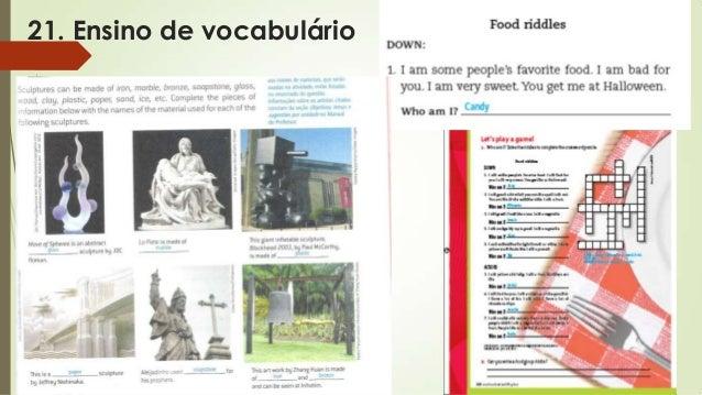 23. Ensino de pronúncia