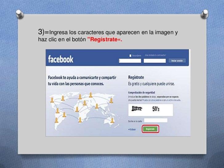 una forma sencilla de crear tu cuenta en facebook