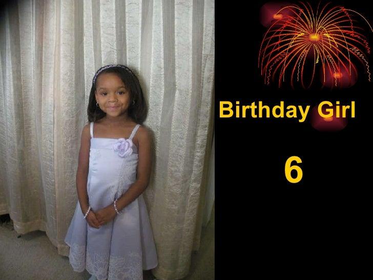 Birthday Girl 6
