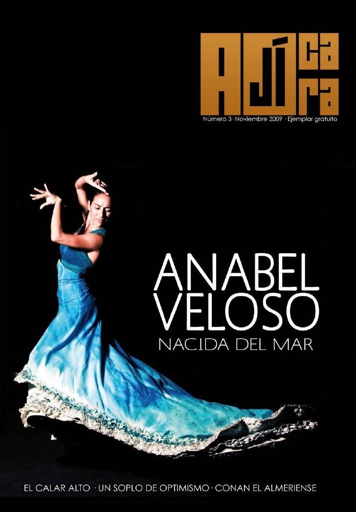3 Director: David Martínez dmartinez@ajicara.com  Directora de contenidos: Sara Molina smolina@ajicara.com  Maquetación: P...
