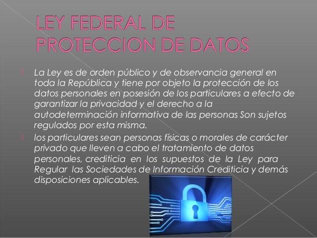 leyes de proteccion de datos Slide 2