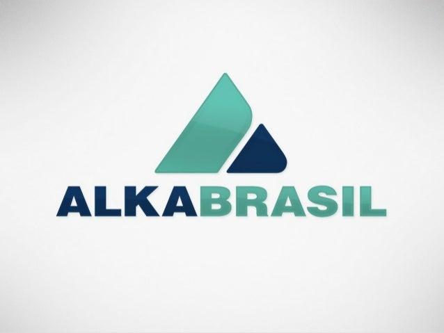 Apresentação ALKABRASIL Oficial atualizado