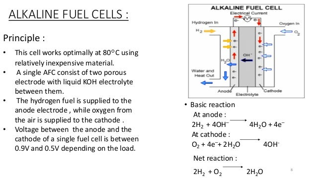Alkaline fuel cell pradeep jaiswal msc part 1 mithibai college