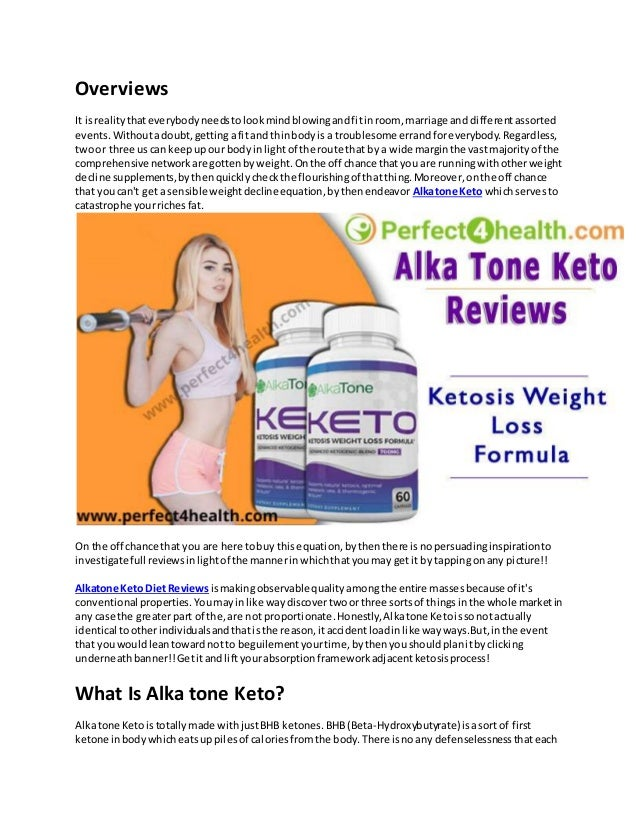Alka Tone Weight Loss Miracle Reviews Diet Pills Burn Fat