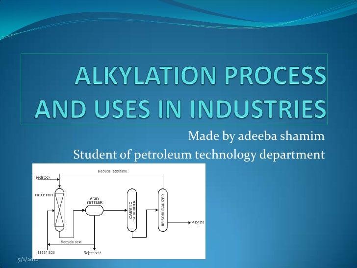 Made by adeeba shamim           Student of petroleum technology department5/1/2012
