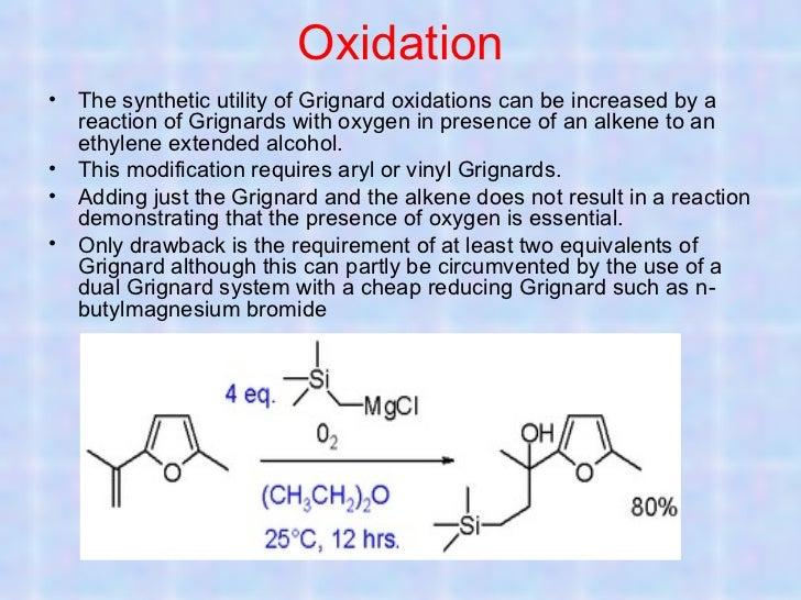 Al Kyl Grignard Reactions