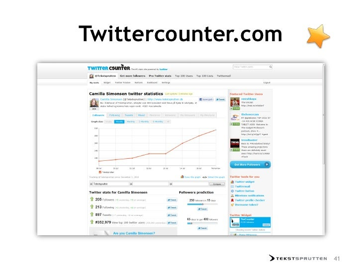 All Kinds of Twitter Tools