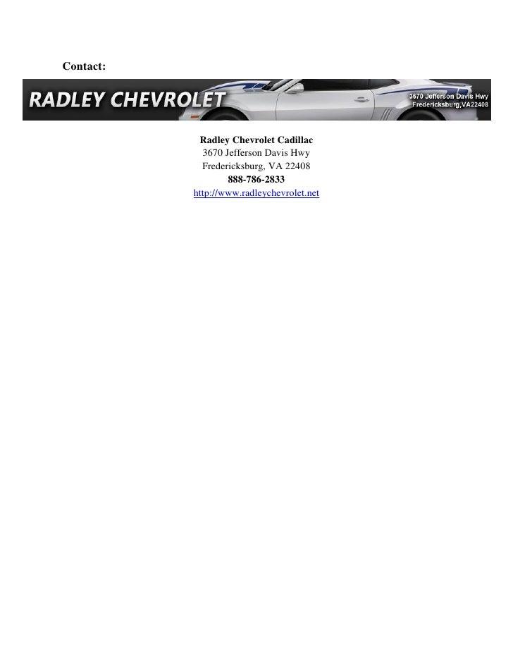 All New 2012 Chevrolet Equinox For Sale Near Woodbridge Va