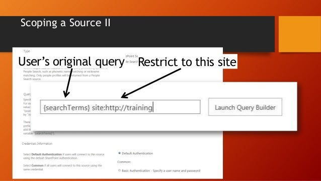 Using the Query Builder: Sorting