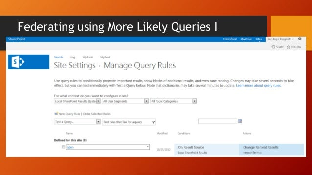 Microsoft recommendations – Part 2 • Since June 2010 • Add users to Active Directory Domain Services groups (AD DS). Assig...