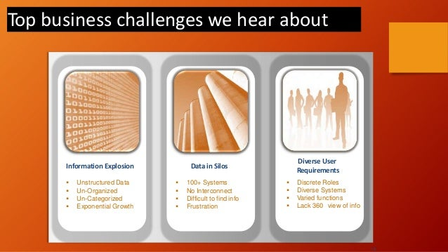 Silos for Challenges and implementation  Ease of Implementation  3.6  Service Reliability  3.4  Industry Specific Consulti...