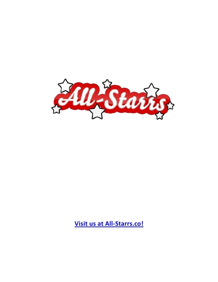 Visit us at All-Starrs.co!
