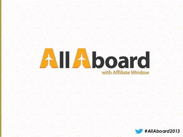 #AllAboard2013