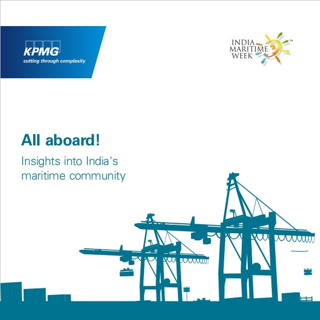 All aboard! Insights into India's maritime community