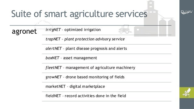 All about agroNET Slide 2