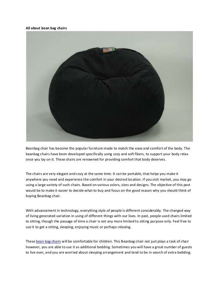Cool All About Bean Bag Chairs2 Caraccident5 Cool Chair Designs And Ideas Caraccident5Info