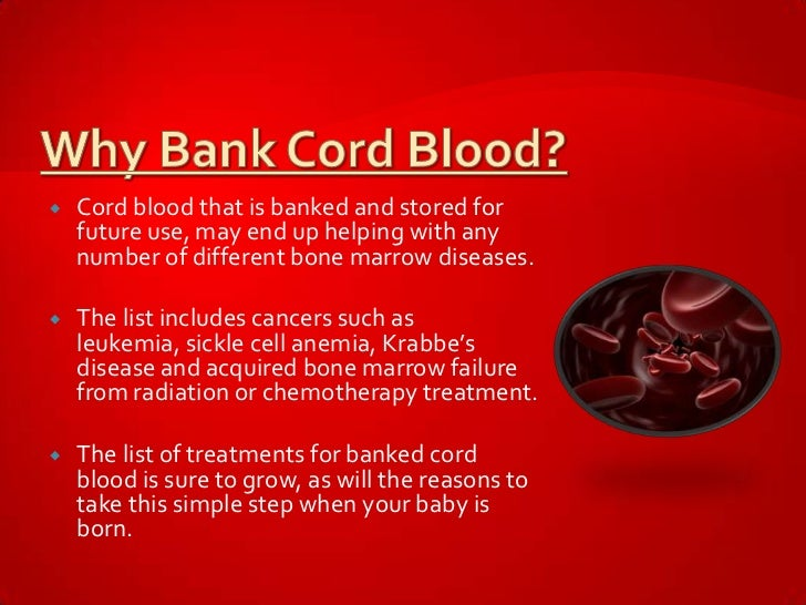 All About Cord Blood Banking