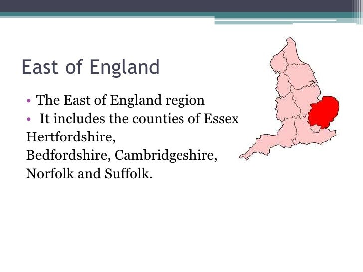 The South West of England •The South West is the biggest region in England •It is said to be the leg of England