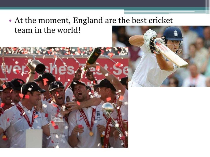 All about england!