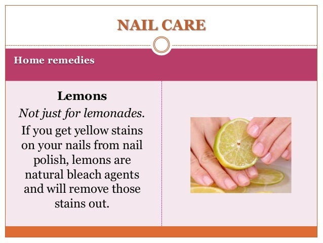 All about hair and nails - Tips and tricks
