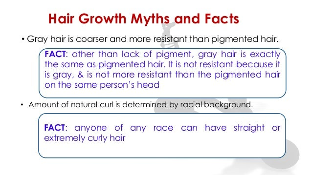 15 INTERESTING AND FUN HAIR FACTS