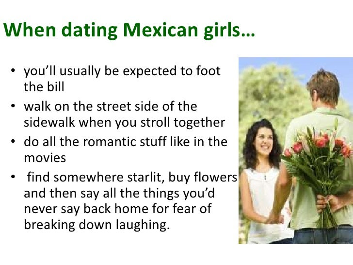 mexican culture of dating a fascinating For lots more information on global travel and culture, fly to the related links below cinco de why-o many americans erroneously believe that cinco de mayo, or may 5, is mexico's independence day.