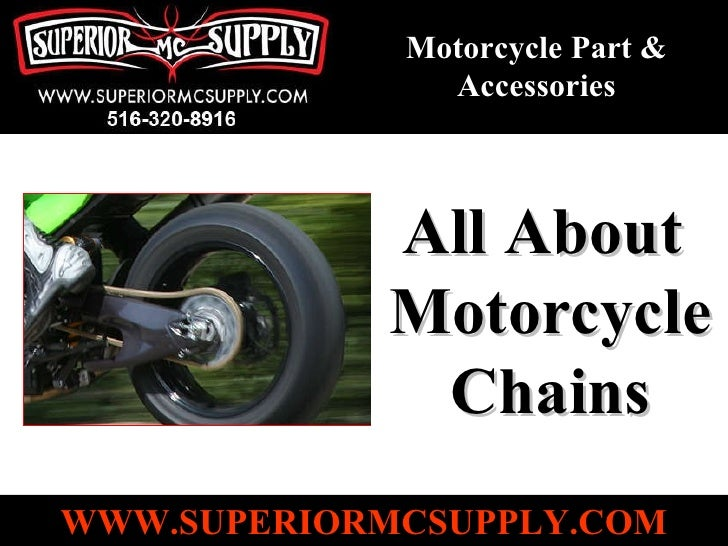 how to change motorcycle chain