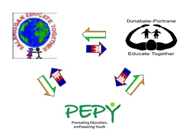 •What does PEPY stand for?  •Promoting Education EmPowering Youth  •What do PEPY do?  –Help teachers become better at thei...