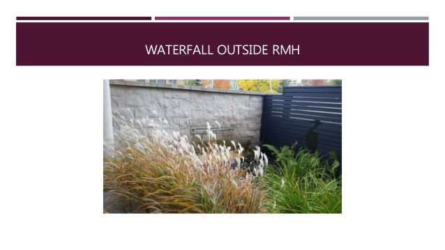 All About RMH (Ronald McDonald House Toronto) Slide 3