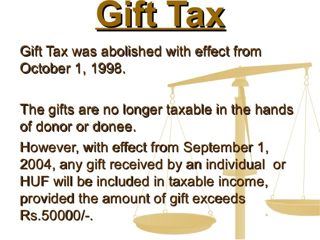 All About Tax In India for FY 09 - 10