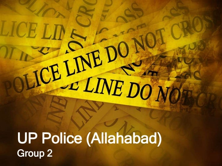 UP Police (Allahabad)Group 2