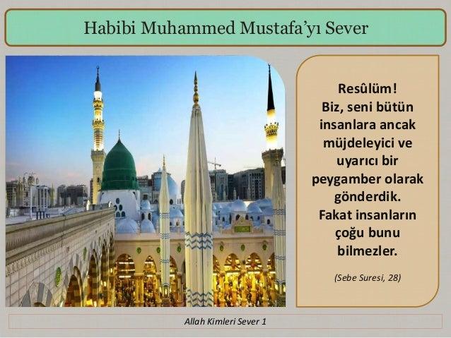 Allah Kimleri Sever 1 Slide 3
