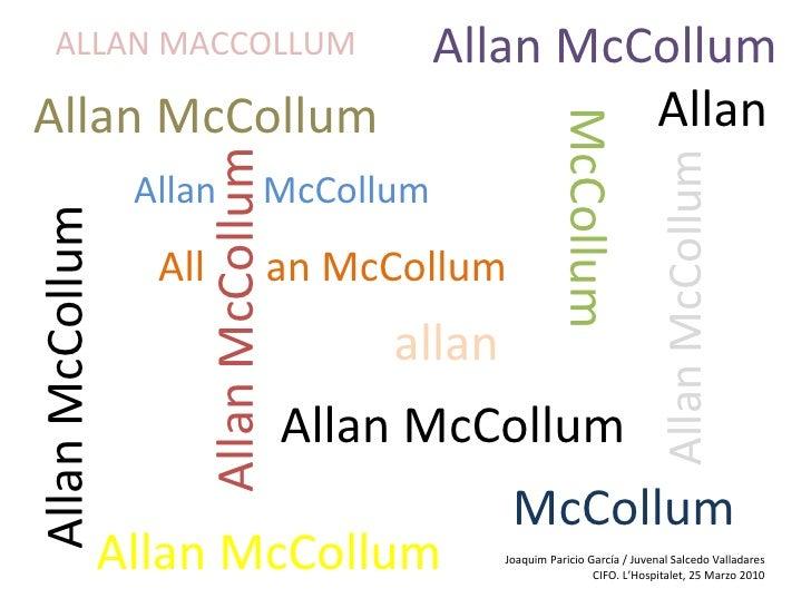 ALLAN MACCOLLUM Allan McCollum Allan McCollum Allan allan All  an McCollum Allan McCollum Allan  McCollum McCollum Allan M...
